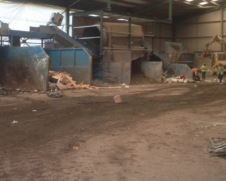 Waste Recycling Centre